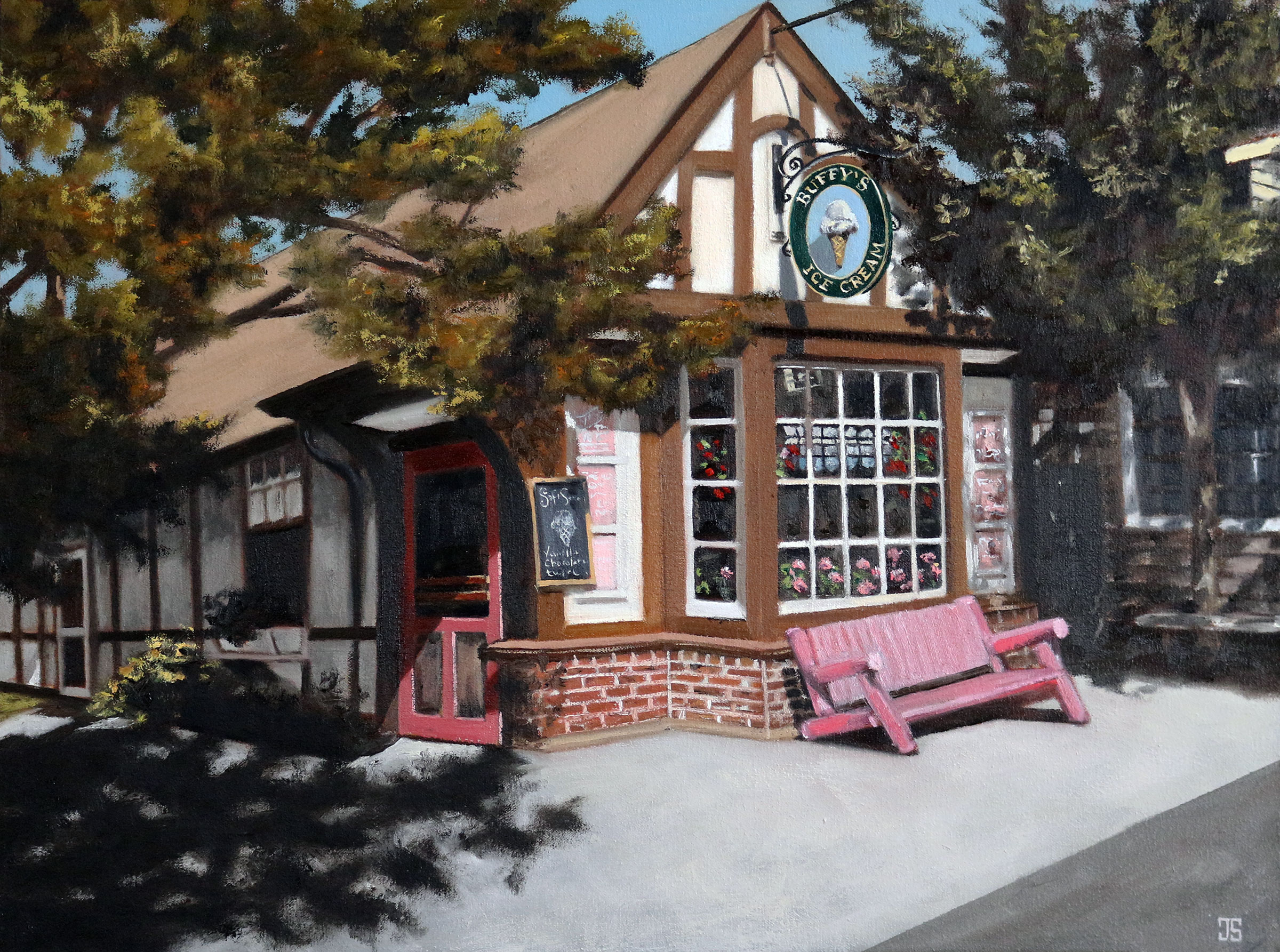 Buffy's Ice Cream, Chatham by Jeffrey Dale Starr